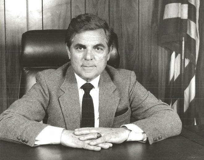 Former Fort Lee mayor Nicholas Corbiscello passed away at the age of 100.