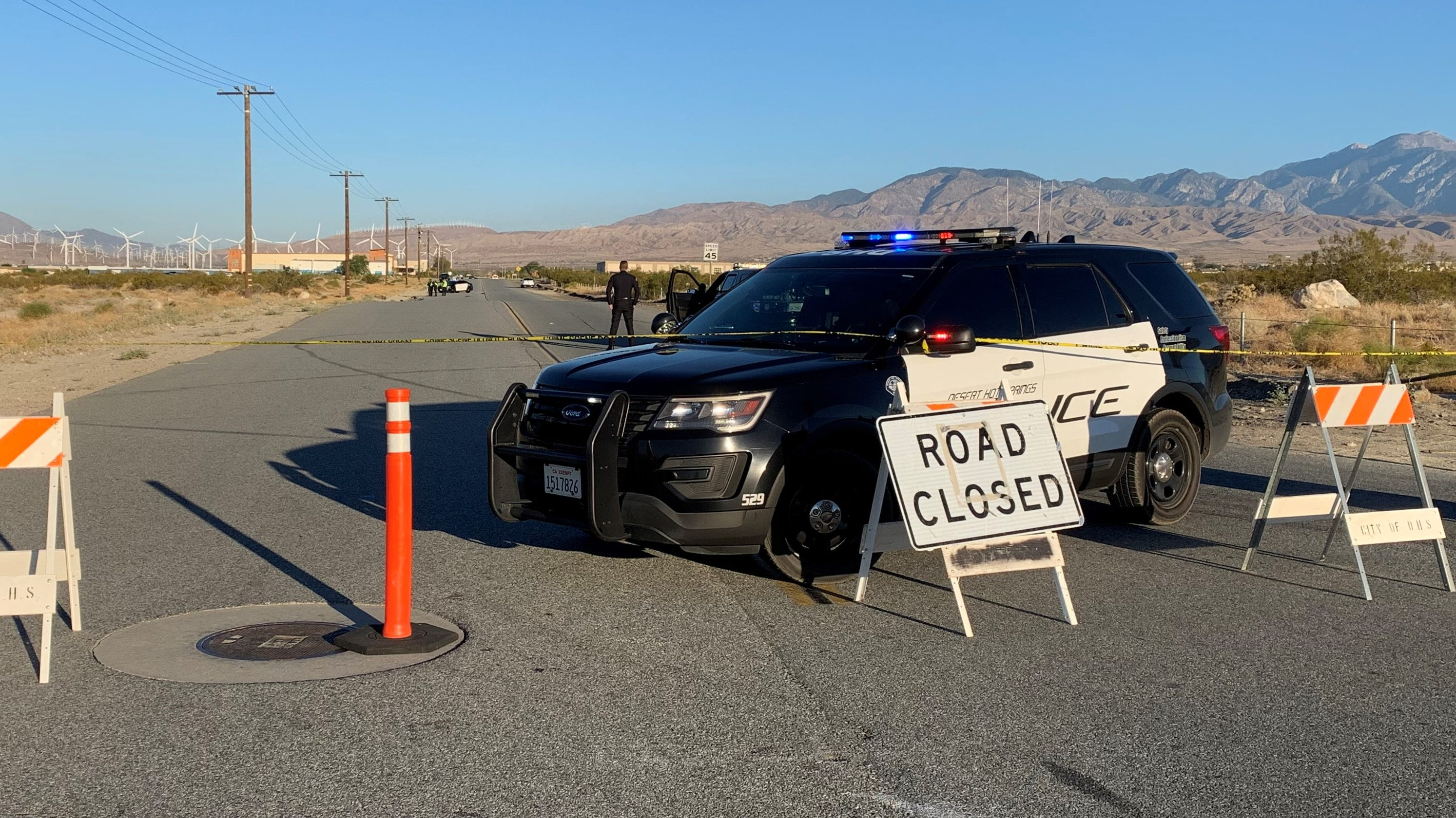 Desert Hot Springs woman arrested as suspect in hit-and-run that killed bicyclist