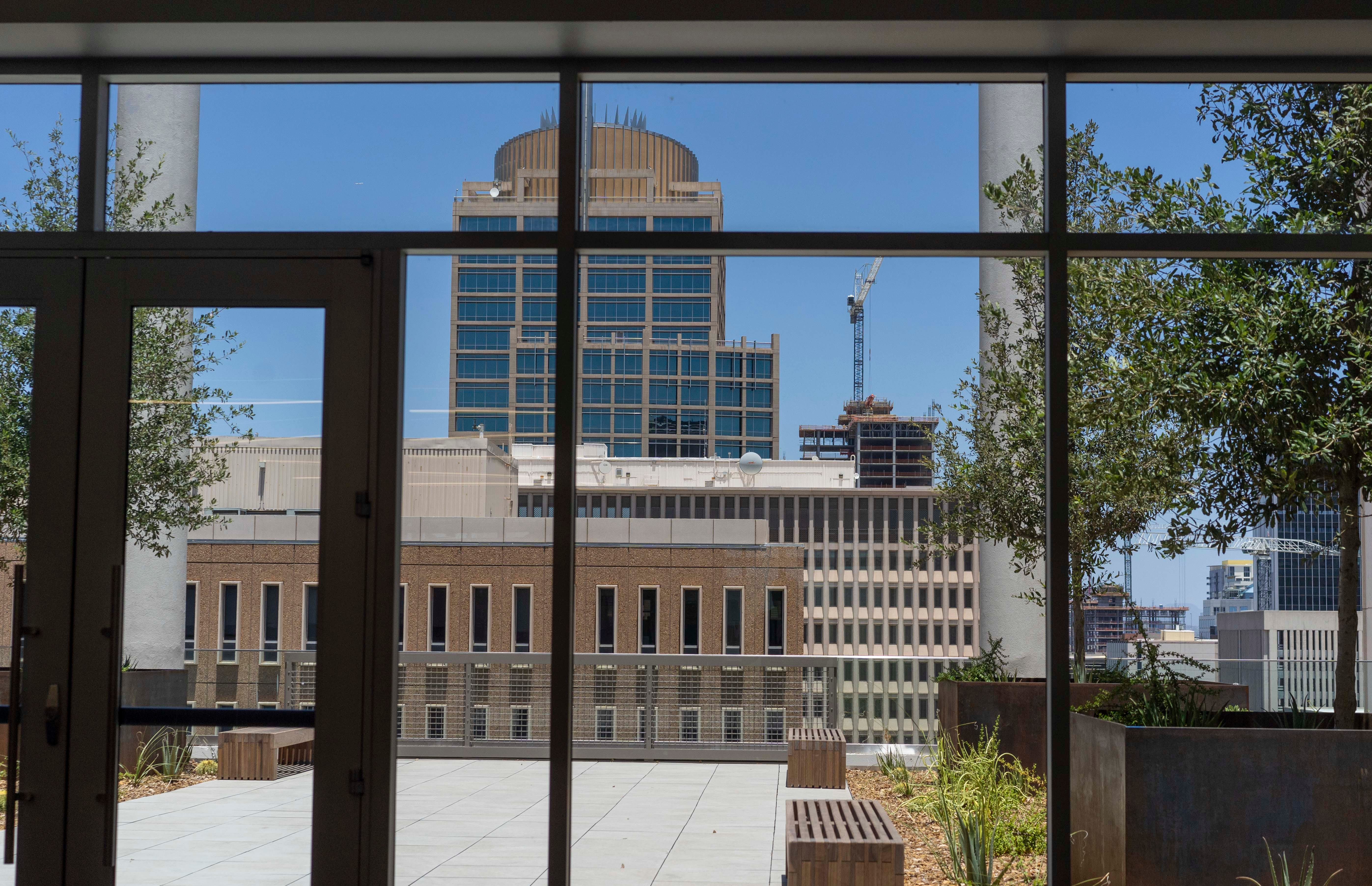 Maricopa County turns jail into office for county attorney