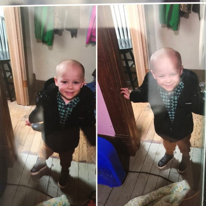 Elias Krajenke, 4, of Deckerville, was last seen on July 4 at Main and Black River streets in Deckerville.