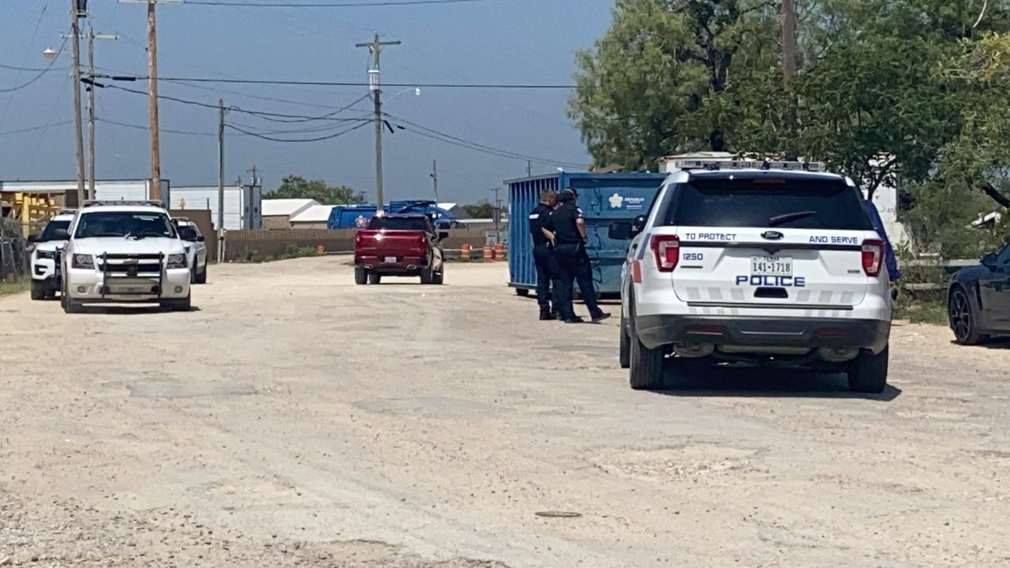 Person fired rounds into ground near San Angelo residence, no arrest made