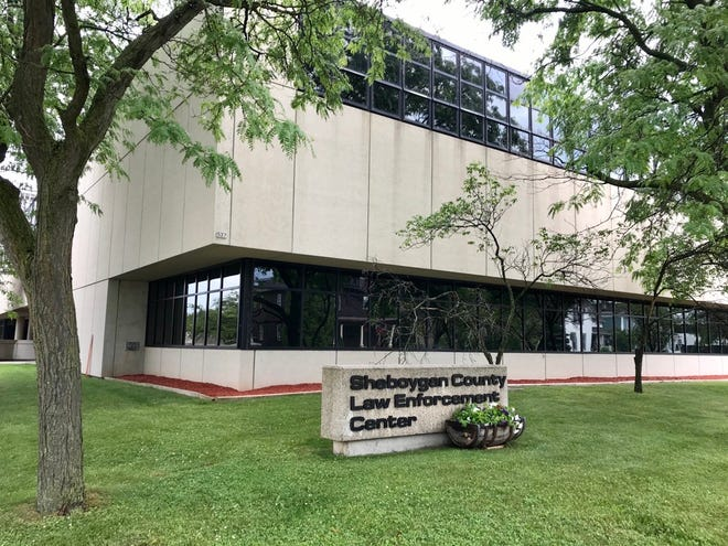 The exterior of the Sheboygan County Sheriff Department as seen Tuesday, July 7, 2020, in Sheboygan, Wis.