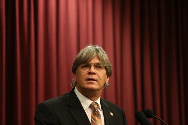 Andy Thomas, Public Defender of Second Judicial Circuit,