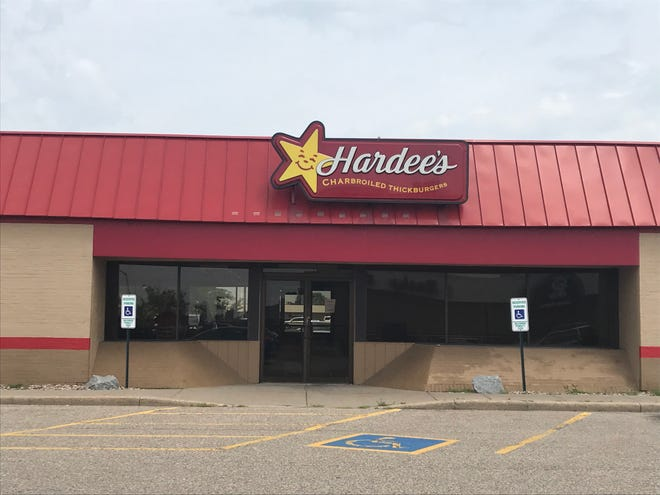Hardee's, 1821 Eighth St. S. in Wisconsin Rapids