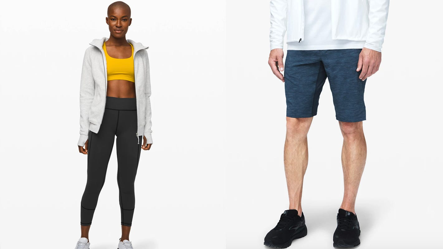 Lululemon Sale The 16 Best Deals On Leggings Shorts Tanks And More