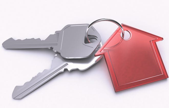 Home keys.