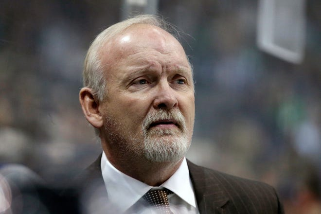 The New Jersey Devils announced Rangers assistant Lindy Ruff as its new head coach Thursday. LM Otero/AP