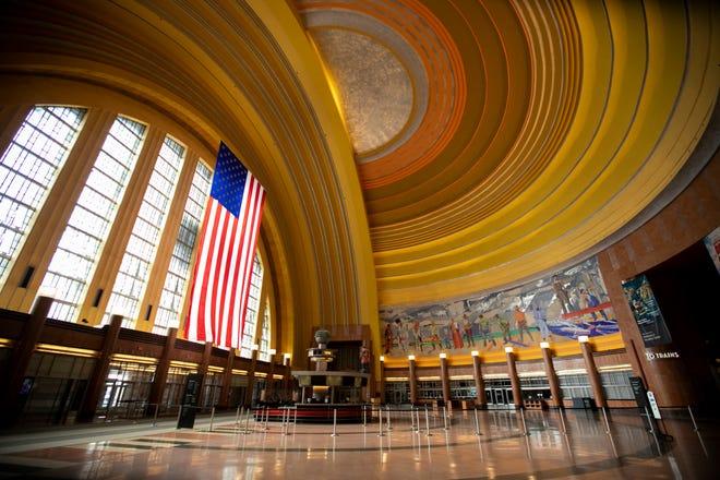 The Cincinnati Museum Center at Union Terminal opens July 17.