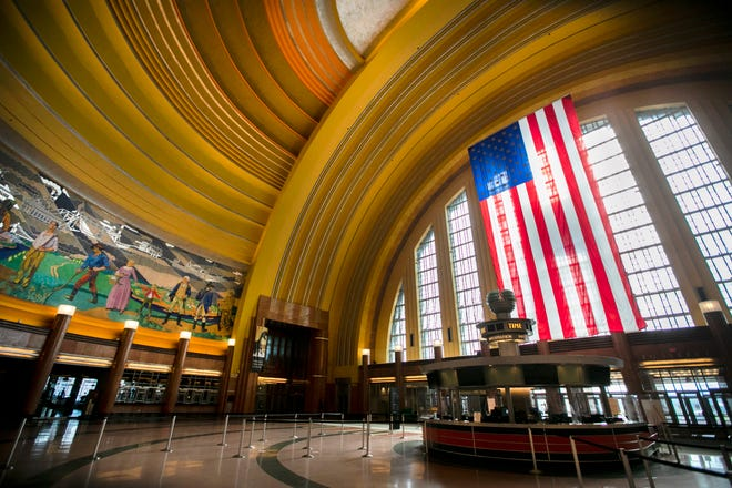 The Cincinnati Museum Center at Union Terminal.