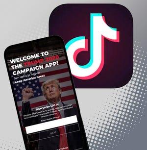 Tiktok Teens Try To Trick Trump Campaign Again