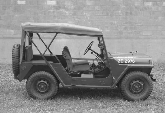1951 Ford M-151 MUTT
