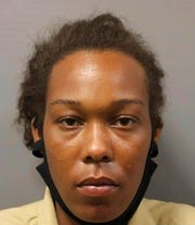 This booking photo released by the Montgomery County Police Department in Maryland shows Kiearra Tolson on Wednesday, July 8, 2020.