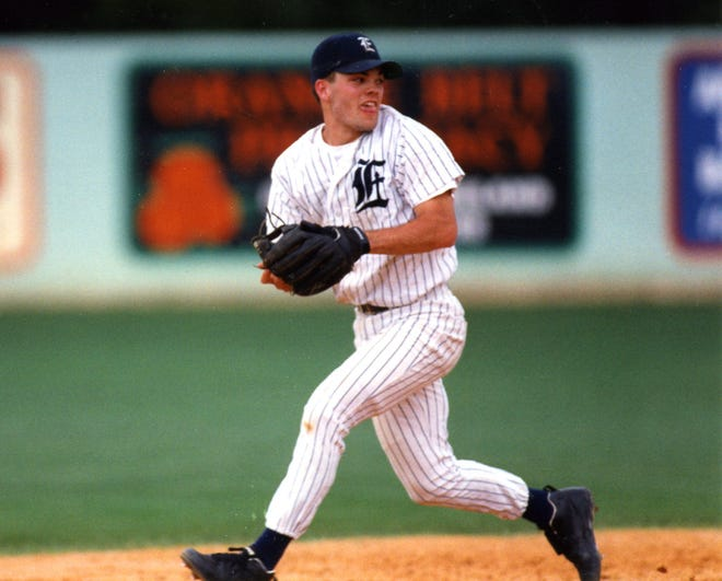 Jamey Carroll as a senior in 1996 hit.394 (fifth all-time) while posting 87 hits (T-5) and 34 stolen bases (T-3).