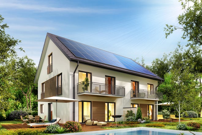 Outfitting your home with solar power can provide financial savings in the long run.