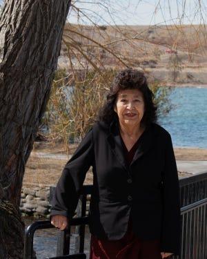 A tribal elder and Blackfoot language speaker, Diana Burd  Sr. holds valuable cultural knowledge.