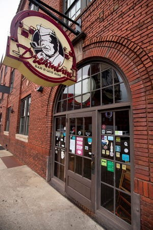 Dreamland Bar-B-Que Ribs located in downtown Montgomery, Ala., on Thursday July 9, 2020.