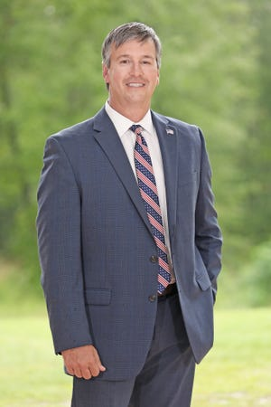 U.S. Rep. Barry Moore, R-Enterprise, represents Alabama's 2nd Congressional District