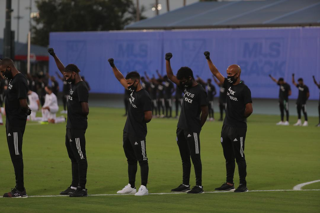 MLS, Black Players for Change agree to resume games, discontinue player walk-outs