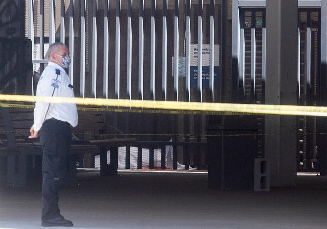 Mexican police saidU.S. borderagents shot a man to death Thursday at the U.S. border crossing between Mexicali and Calexico. U.S. Customs and Border Protection officials have not responded to request for comment on the Mexican authorities' statement.