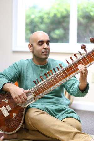 Chris Seepersaud and his wife will present workshops on both Indian music and jazz vocals at the upcoming Northside Stage MusicFest on July 18.