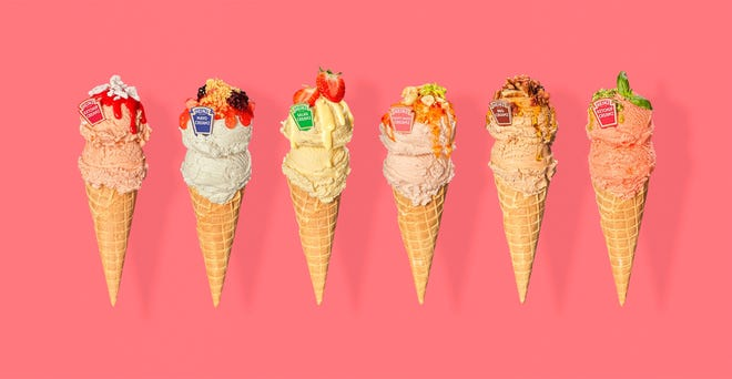 Heinz is selling kits that turn condiments into ice cream.