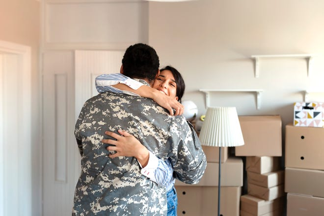 VA loans make buying a home easier for veterans and service members.