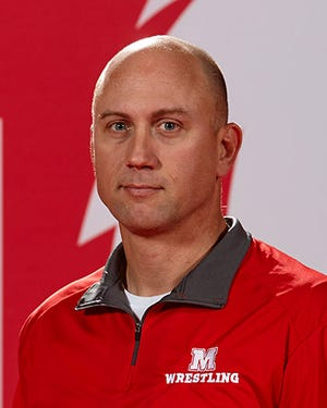 Josh Clayton is Milford's new head wrestling coach.