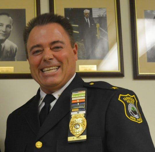 Richard Trigo, Fanwood Police Chief.
