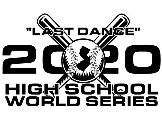 """Logo for the New Jersey """"Last Dance"""" World Series, presented by RWJBarnabas Health"""