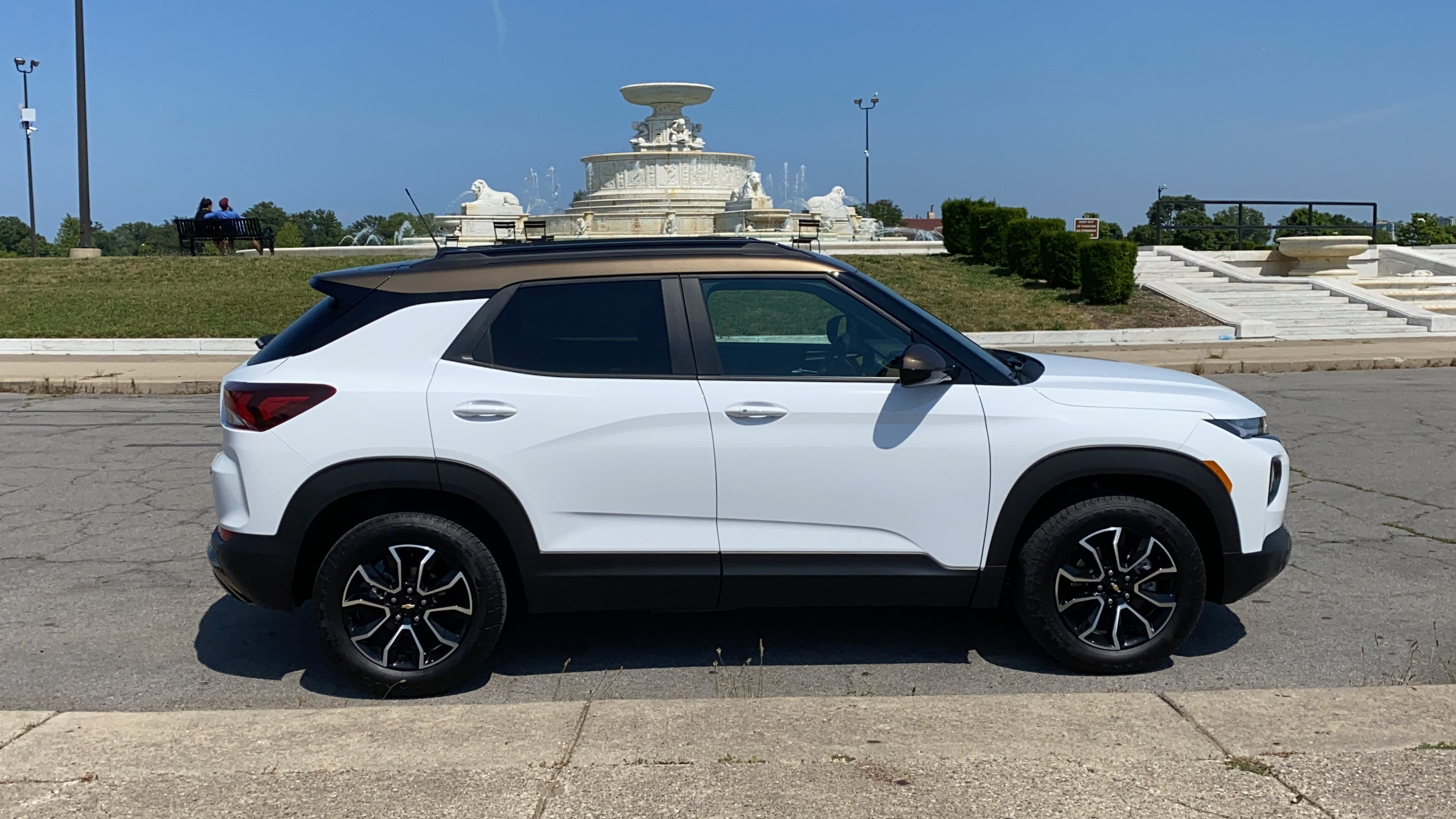2021 Chevy Trailblazer S Style Value And Features Set The Standard For Small Suvs