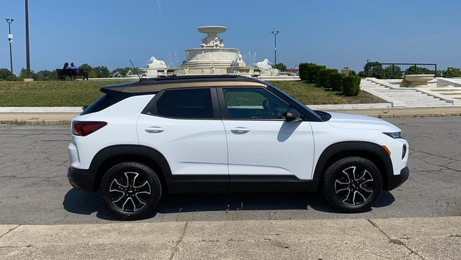 2021 chevy trailblazer's style value and features set the