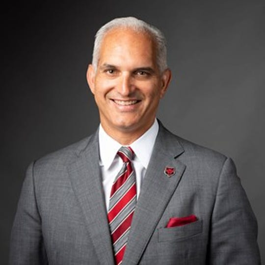 Arkansas State athletic director Terry Mohajir