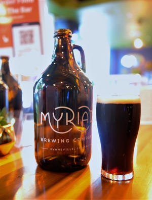 Myriad Brewing Company is one of six local breweries ready to serve you a unique house brew in September.