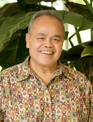 Guam Visitors Bureau Vice President Gerry Perez