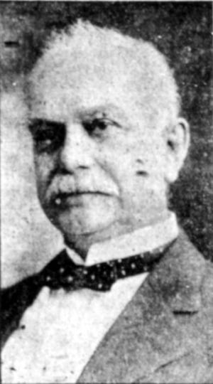 Malcolm Yeaman, a native of Brandenburg, came to Henderson in March of 1863. He began practicing law almost immediately and continued for nearly 64 years. He was the first president of the Henderson County Bar Association when it was formed in 1912 and continued as president until his death Feb. 19, 1927.