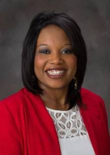 Amber Williams is the vice provost for student success at the University of Tennessee at Knoxville.