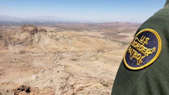 Arizona Border Patrol agent arrested, charged with drug trafficking