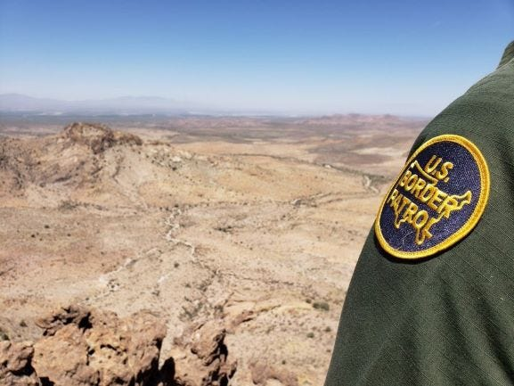 Border Patrol agents in the Yuma Sector regularly rescue migrants in distress along the Barry Goldwater Bombing Range and Cabeza Prieta National Wildlife Refuge, two rugged and remote areas in Yuma County.