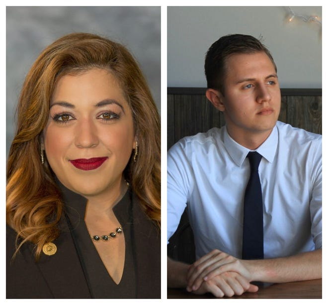 Candidates for Port St. Lucie's District 4 City Council seat.