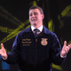 Collin Weltzien delivers his retiring address as outgoing Wisconsin State FFA President during the organization's online convention July 10.