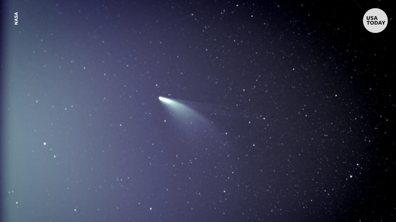 Christmas Comet 2021 Cincinnati Comet Neowise Coming To The Night Sky This Week Near The Big Dipper
