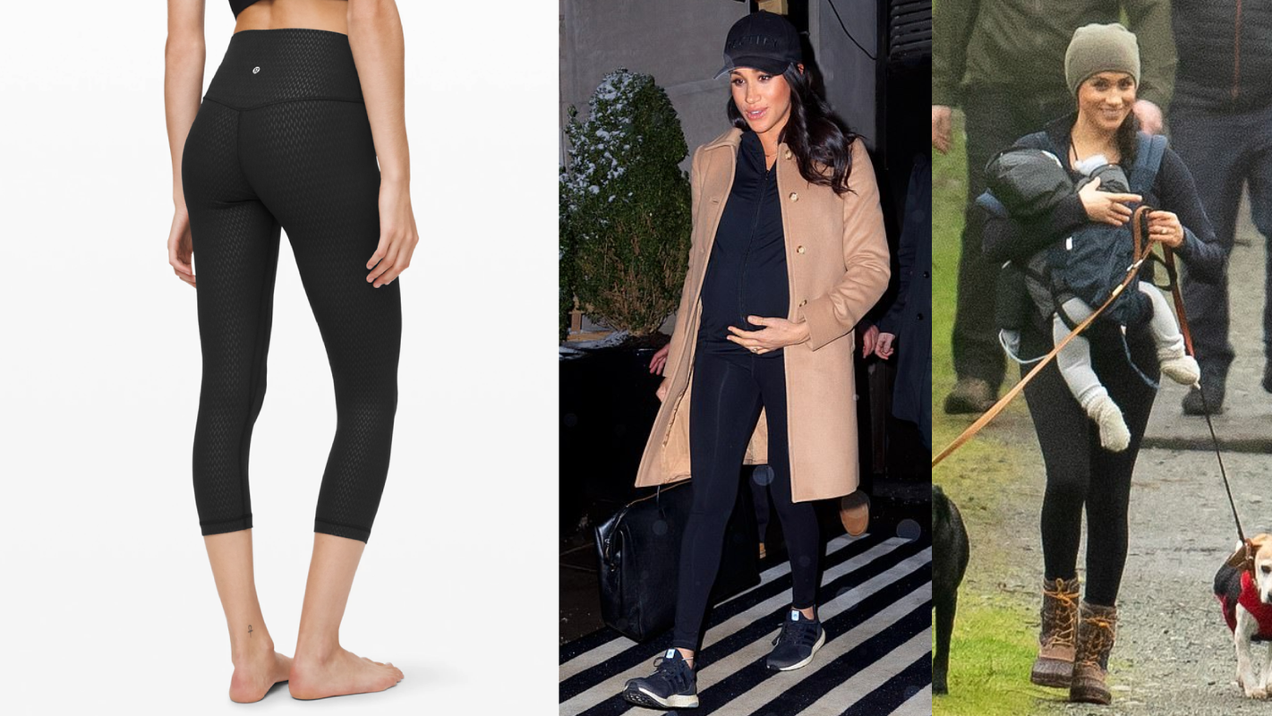 Lululemon Sale Get Meghan Markle S Favorite Align Leggings At A Discount