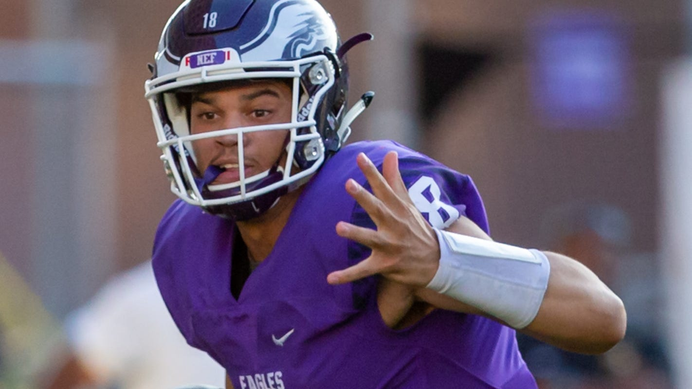 QB Caleb Williams, five-star Oklahoma commit, has plan to become No. 1 pick in NFL draft