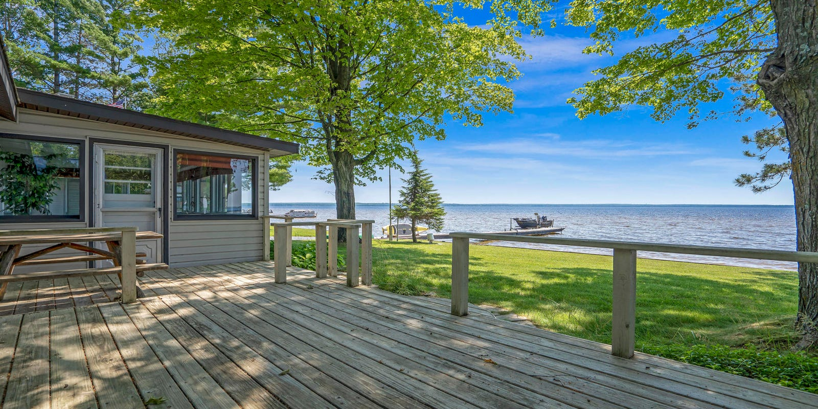 Michigan's Up North cottage market is red hot amid pandemic, recession
