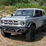 Ford Bronco delay blamed on tops disrupted by coronavirus in China