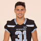 Johns Hopkins defensive back Nick Seidel