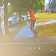 A screenshot of body camera footage of a Detroit Police officer shows a suspect on the city's west side opening fire on officers shortly before he was fatally shot by police on Friday, July 10, 2020.