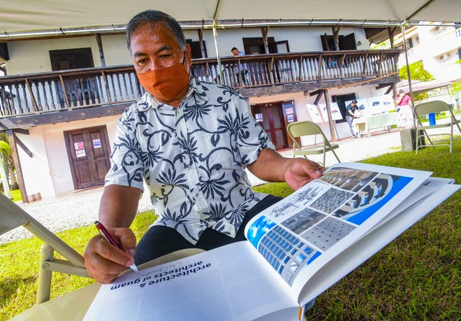 Guam Preservation Trust Chief Program Officer Joe Quinata, shown in this file photo, was elected to the board of trustees of the National Trust for Historic Preservation.