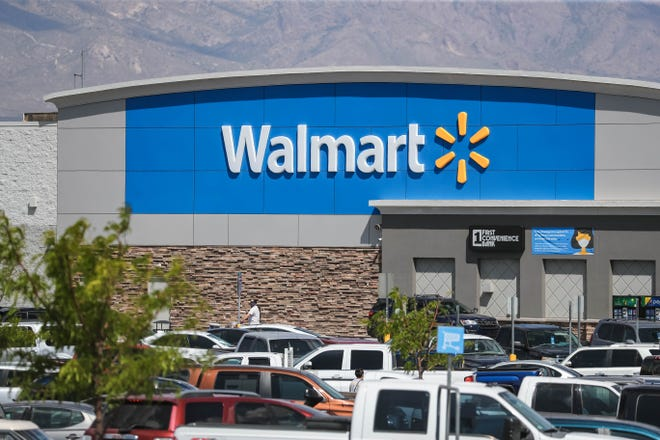 The Las Cruces Walmart store at 3331 Rinconada Blvd as seen on Saturday, July 11, 2020.