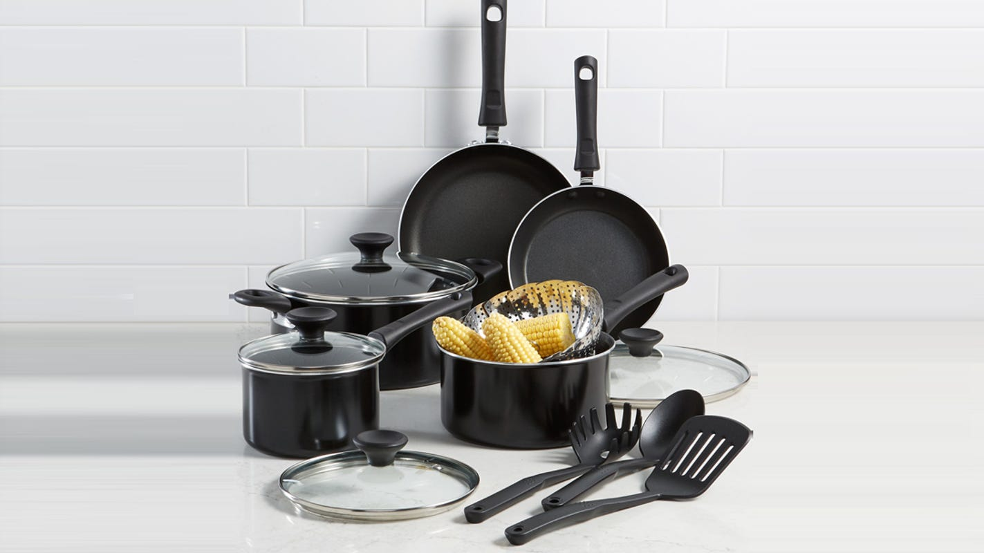 Tools of the Trade: Get this nonstick cookware set for a huge discount